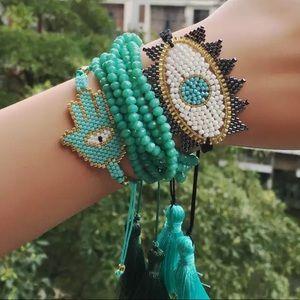 3pcs Handmade Tassel Bracelet ✨Santo Pecado